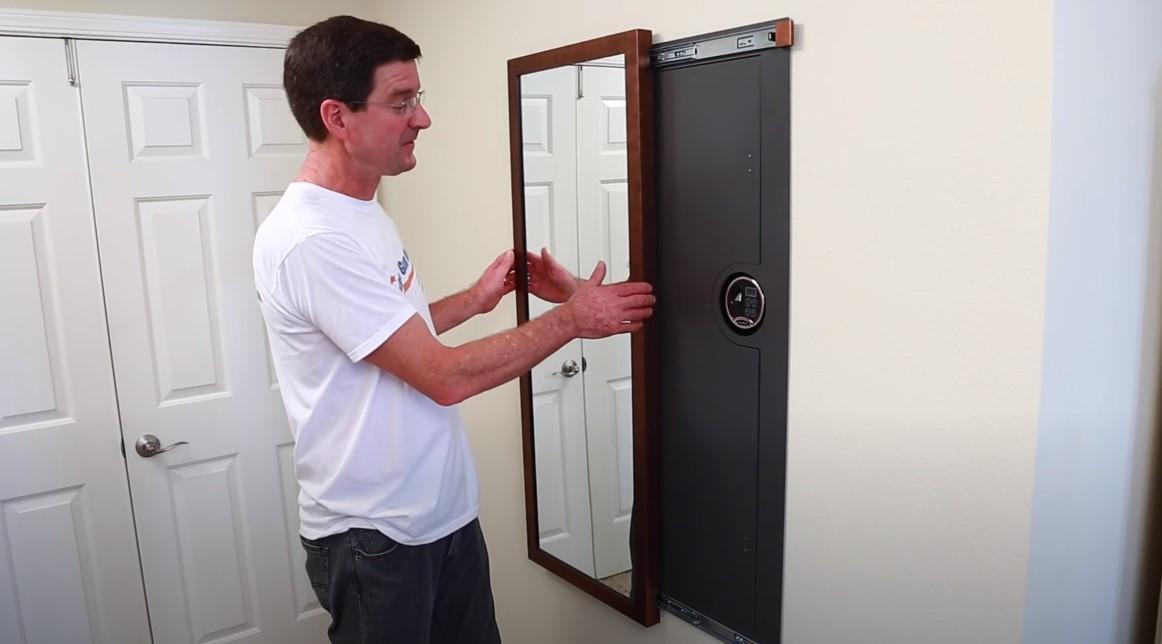 How to Install Gun Safe in a Closet