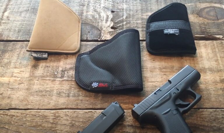 Concealed Carry: All About Pocket Carry