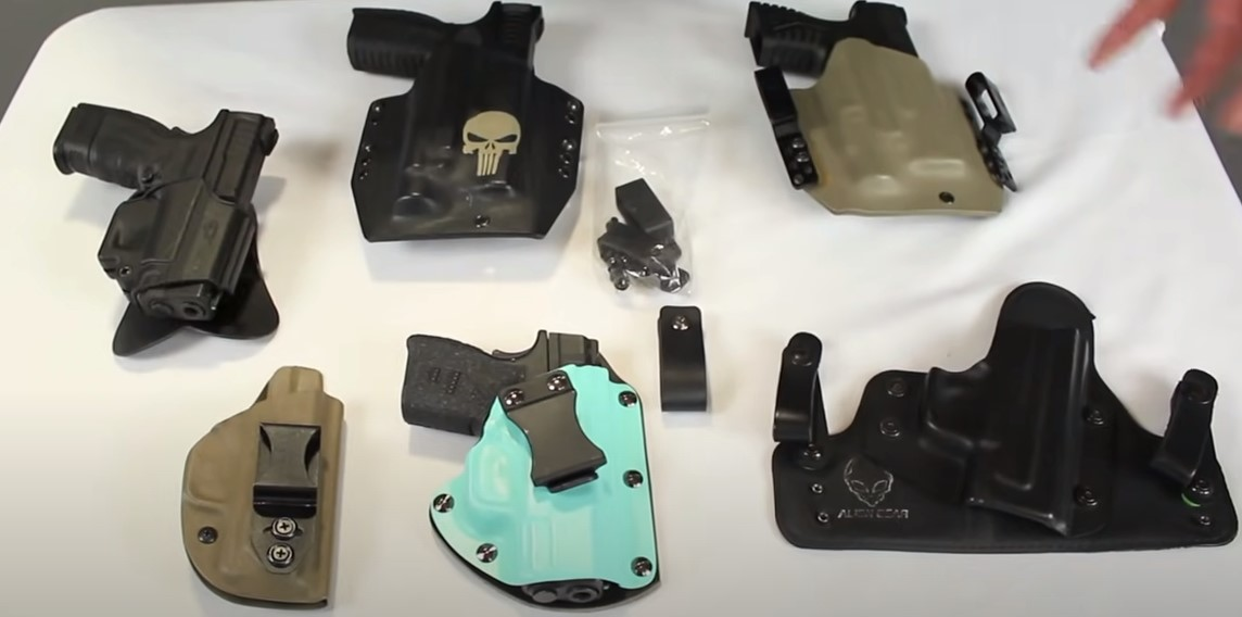 Carry Concealed for Every Type of Handgun