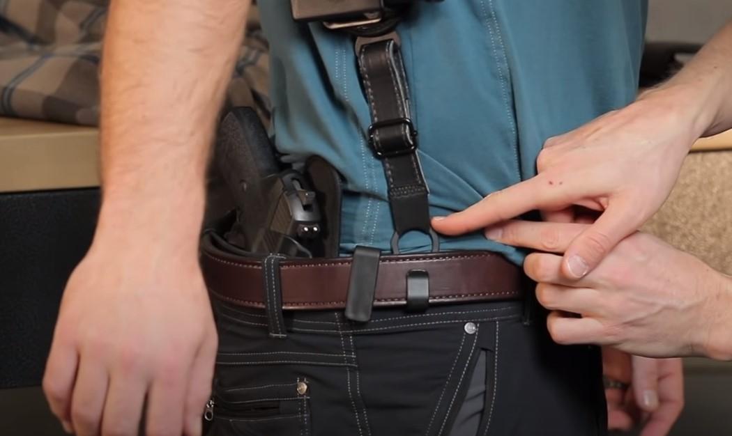 Concealed Carry Shoulder Carry