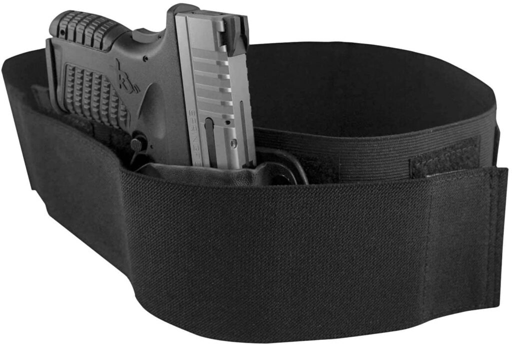 CrossBreed Holsters Modular Belly Band