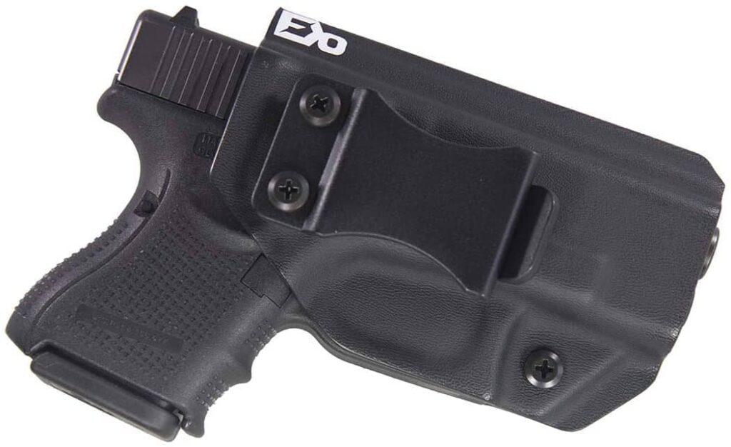 Fierce Defender Glock 26 Iwb Holster Appendix