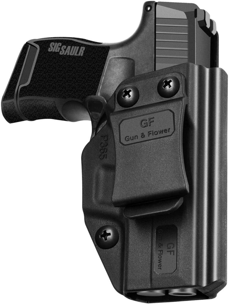 IWB Holster Compatible with Sig Sauer P365 & P365 SAS & P365 Micro
