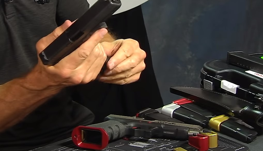 Magazine Extensions For Concealed Carry