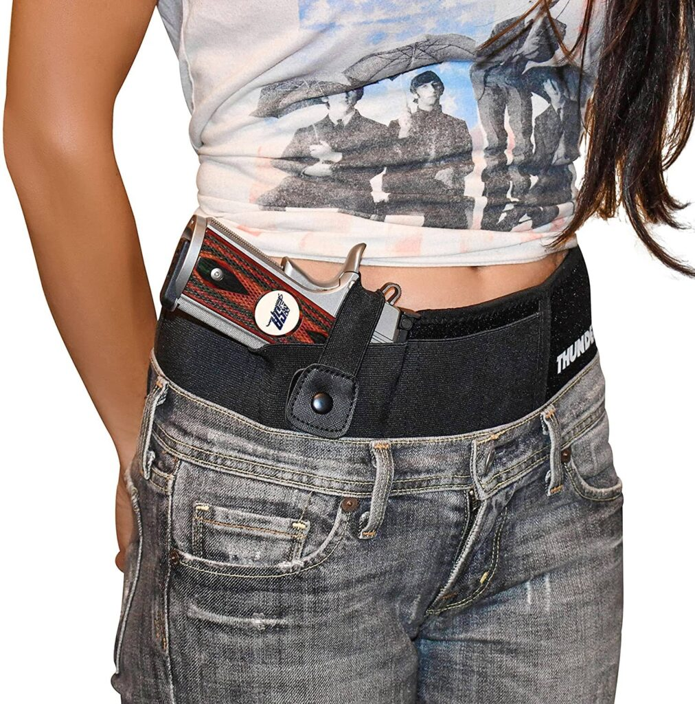 Thunderbolt XL Concealed Carry Belly Band Holster