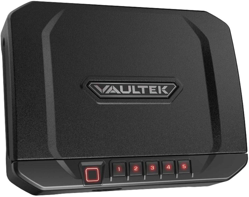 VAULTEK VT20i Biometric Handgun Bluetooth Smart Safe